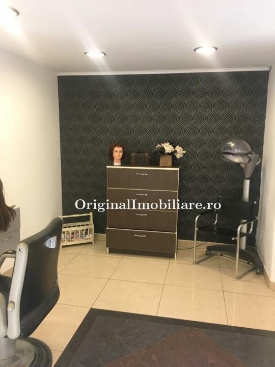 Salon de inchiriat, Coafura