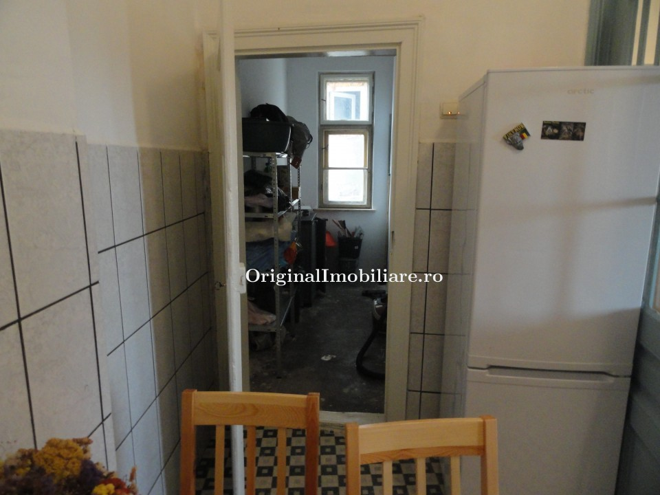 Apartament 2 camere, Termoteca pe gaz in zona Centrala