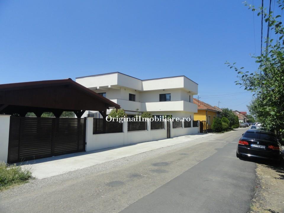 Vila moderna constructie 2019 in Gradiste complet finisata, mobilata si utilata